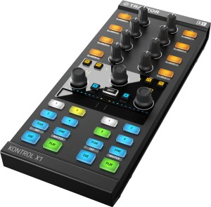 DJ controller without sound interface, Just made to control the software