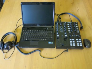 A combination of Z1 and X1 (Native Instruments)