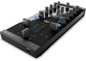 Two channel DJ Controller with just two Channels